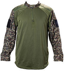 BT Professional Paintball Jersey - Woodland Digi Camo