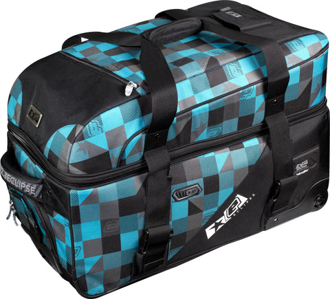 Planet Eclipse 2013 Split Compact Gear Bag - Plaid Twilight