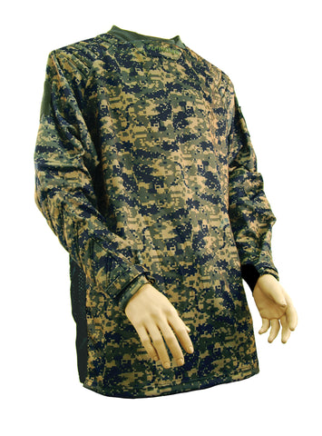 Tippmann Field Paintball Jersey - Digi Camo