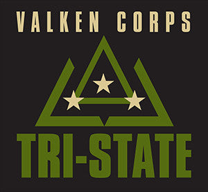 Valken Corps Patch - Tri-State