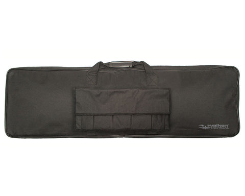 "Valken 36"" Single Rifle Tactical Gun Case - Black"