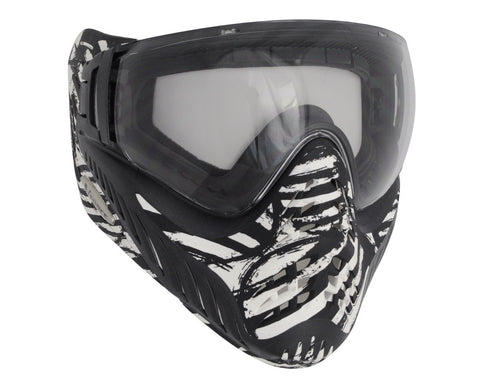 V-Force Profiler Paintball Mask - LTD Zebra