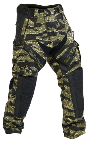 Valken V-Tac Zulu Paintball Pants - Tiger Stripe
