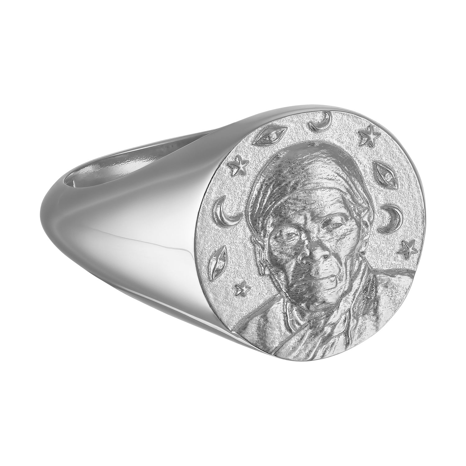 Harriet Tubman Signet Ring