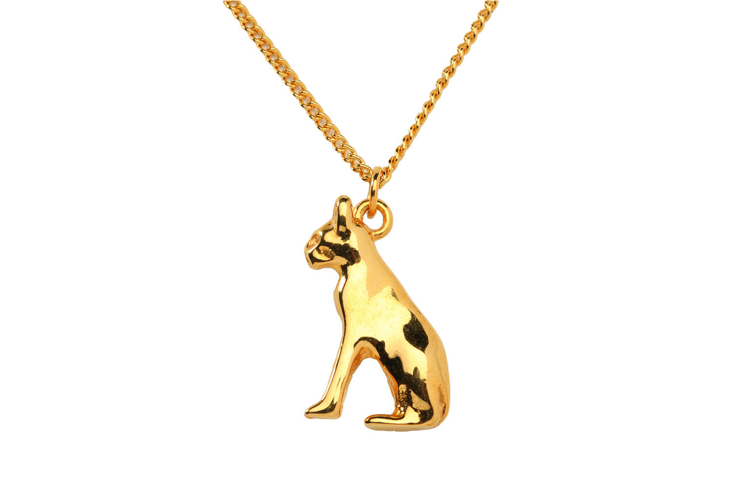 Divine Feline Necklace