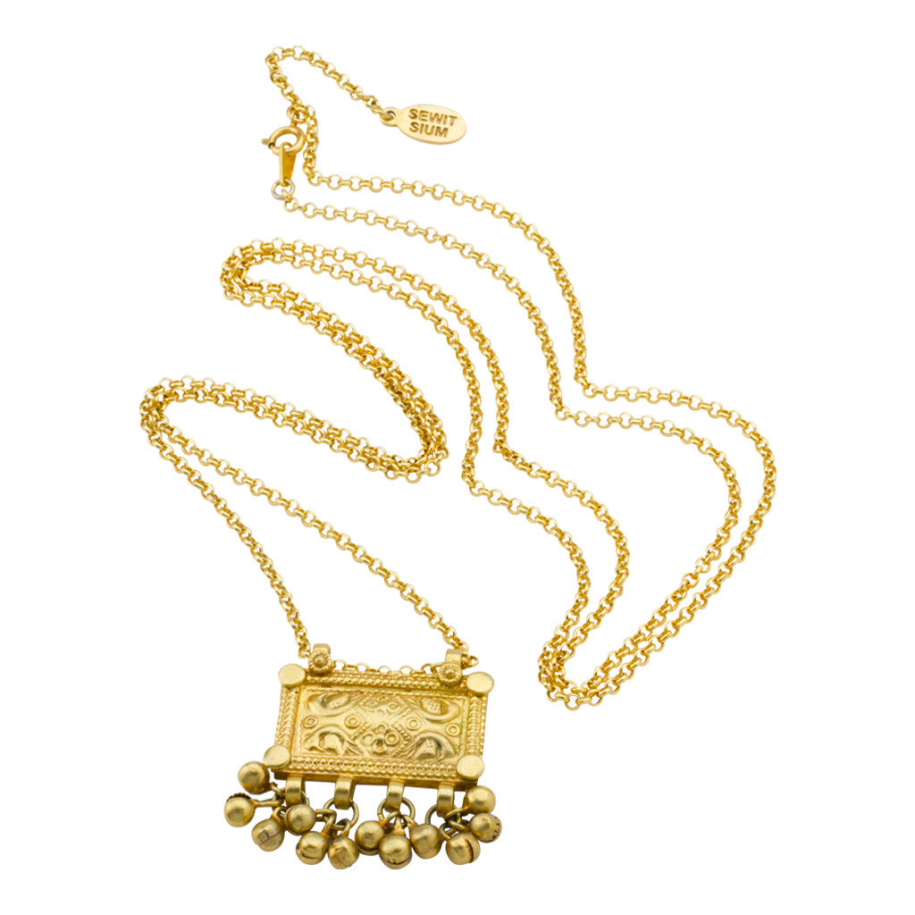 Hagosa Gold Necklace