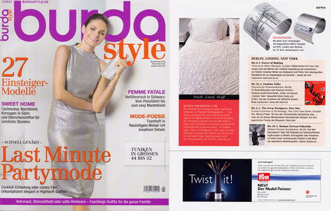 Burda Style Magazine Press