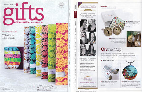 Gifts and Decorative Accessories Magazine Press