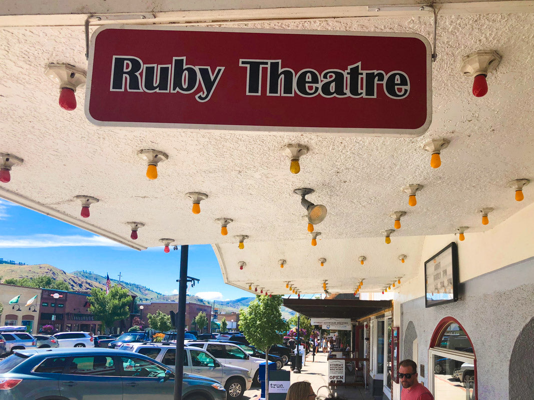 Ruby Theater in Lake Chelan, Washington