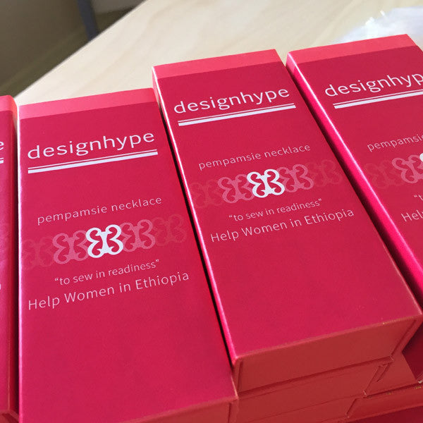 Designhype custom packaging