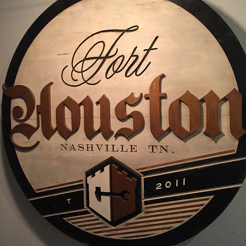 Fort Houston, WeHo Nashville