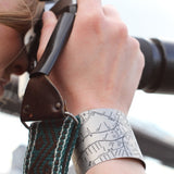Brooklyn Metro Cuff map bracelets - Designhype - City Inspired Accessories