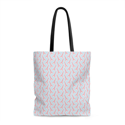 J'adore Eiffel Tower Tote Bag