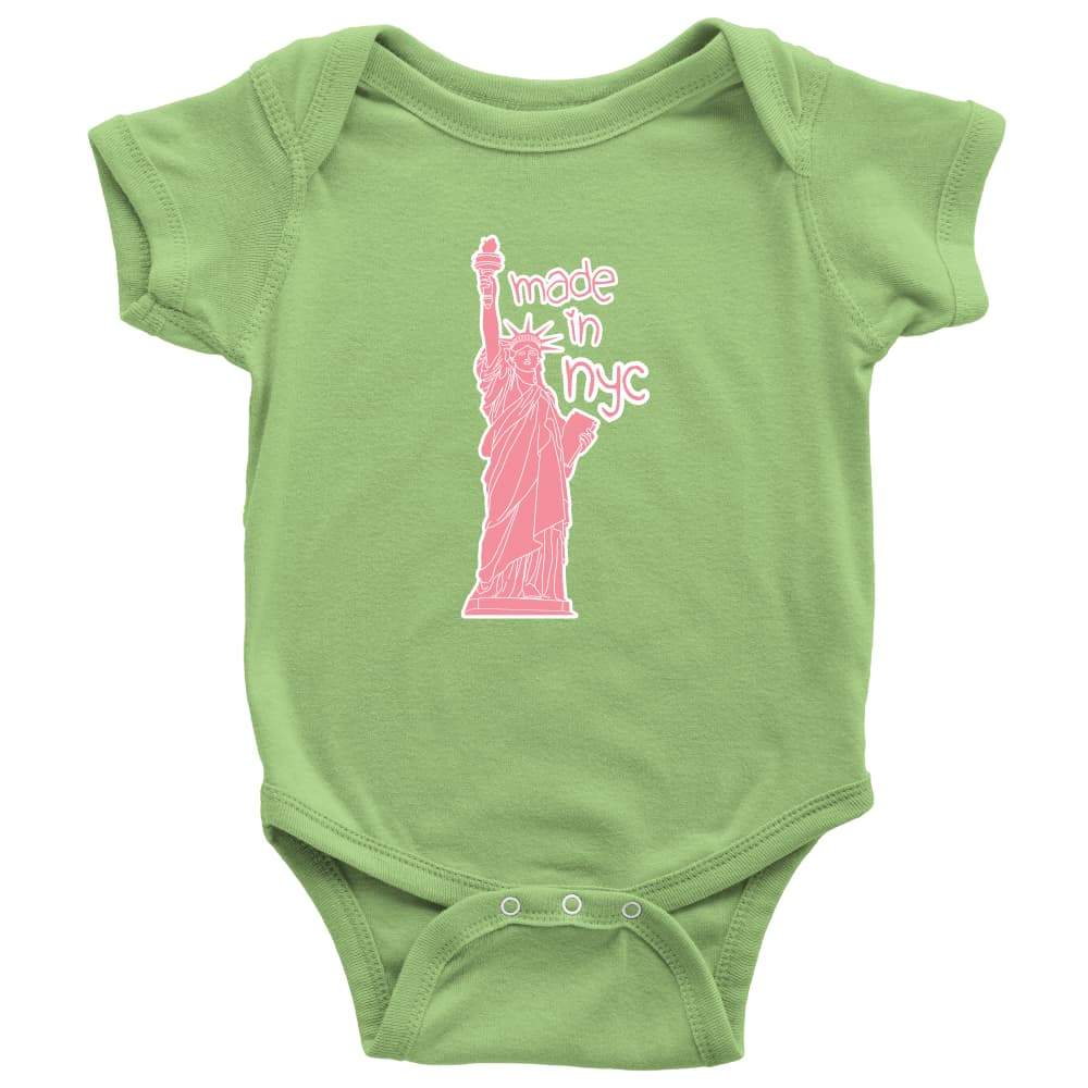 Made in NYC - Statue of Liberty Onesie - Designhype - City Inspired Accessories