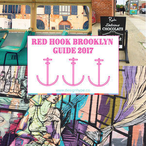 Red Hook Travel Guide - Free Download - Designhype - City Inspired Accessories