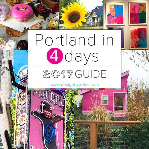 Portland in 4 Days 2017 Travel Guide