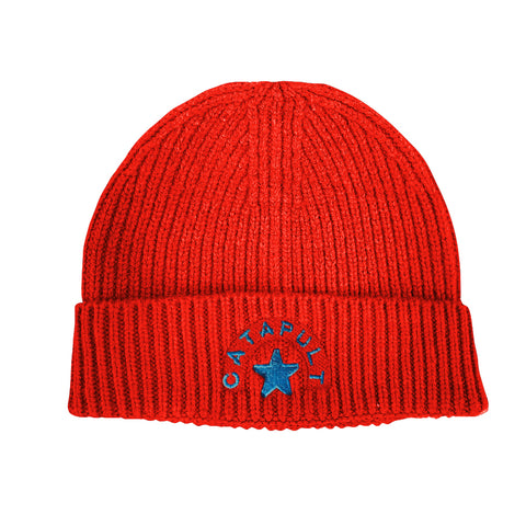 Catapult Beanie Fiery Orange