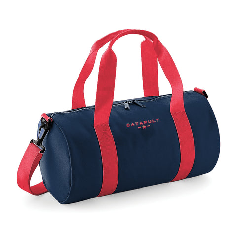 Navy Sleepover Bag
