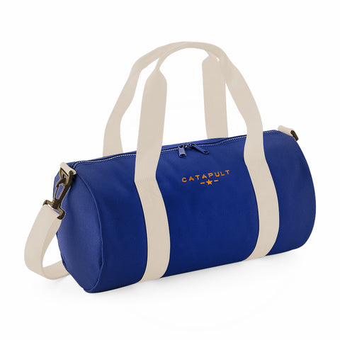 Royal Blue Sleepover Bag