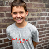 Catapult Grey Tee