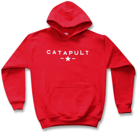 Catapult 8 Hoodie Red