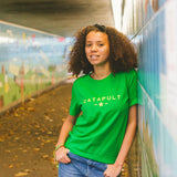 Catapult Green Tee