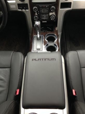 2009-2014 F-150 Center Console Lid