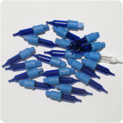 N3 3.5v:0.88w Blue Dual Filament  (21/Bag)