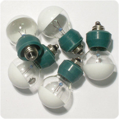 R2 12v:2.75w E10 Berry Fuse Lamps (5/Bag)