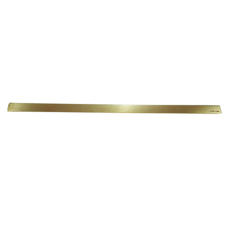 Folded Light Brass Back