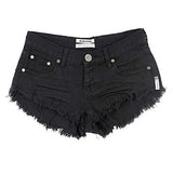 Bonitas shorts in black moon