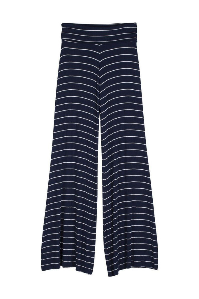 Moby stripe carol pants in liberty/white