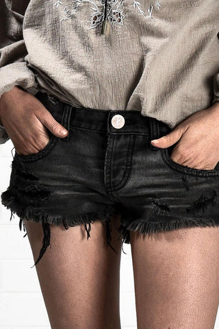 Bonitas shorts in coal