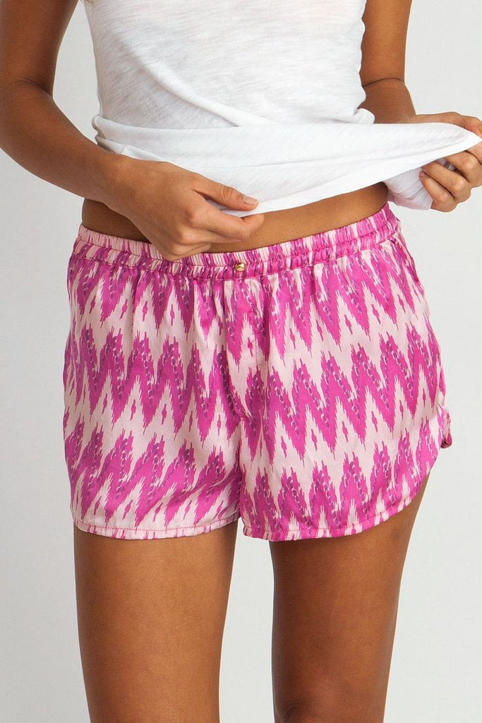 Sydney short in hot pink