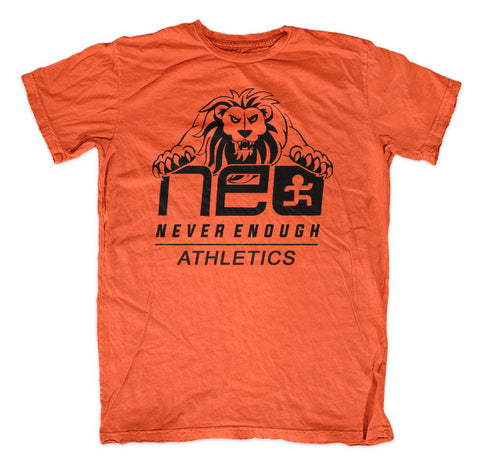 NEA Lion Shirt - Orange