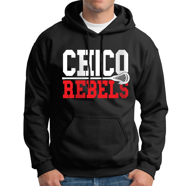 CHICO REBELS 2 TONE HOODY