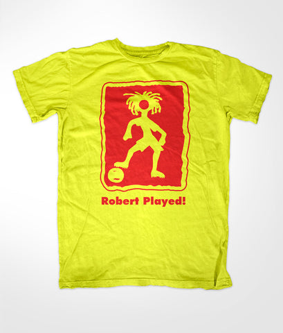 Robert Played Tee