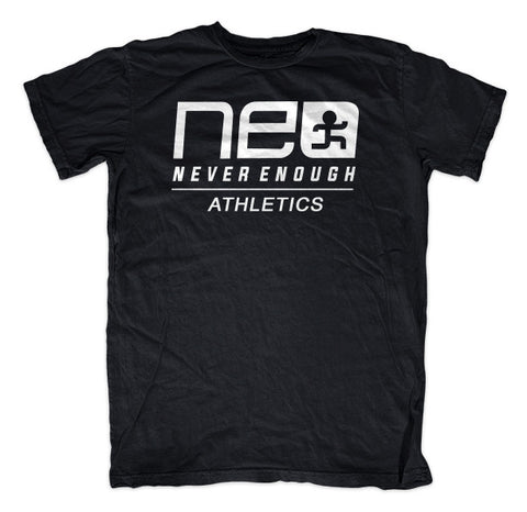 NEA Athletics Shirt - Black