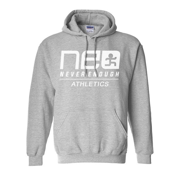 NEA Athletics Hoodie - Grey Heather