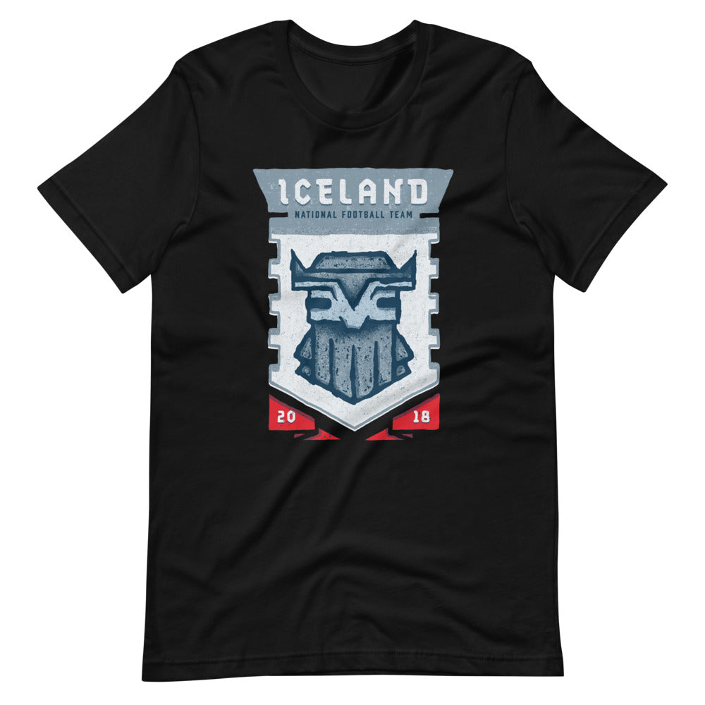 Iceland Football Club Unisex T-Shirt