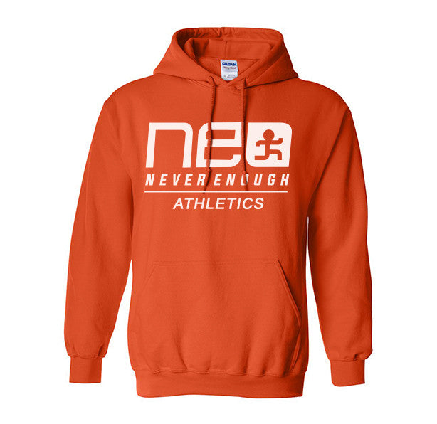 NEA Athletics Hoodie - Orange