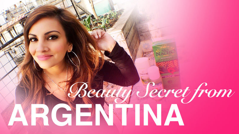 The Buenos Aires Beauty Secret For Thick Lush Hair