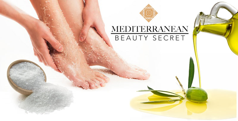 The Mediterranean Beauty Secret Your Feet Will Love