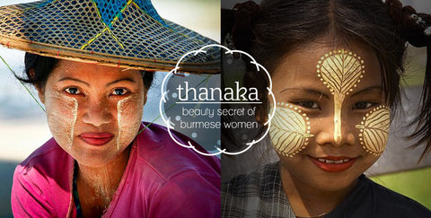 Thanaka Beauty Secret - Passport To Beauty