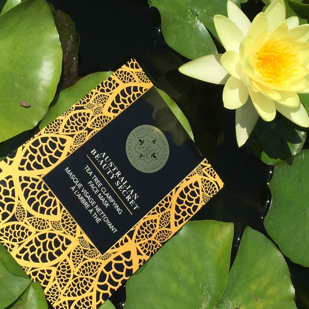 Destination Australia - Tea Tree Clarifying Face Mask - Shop Passport To Beauty