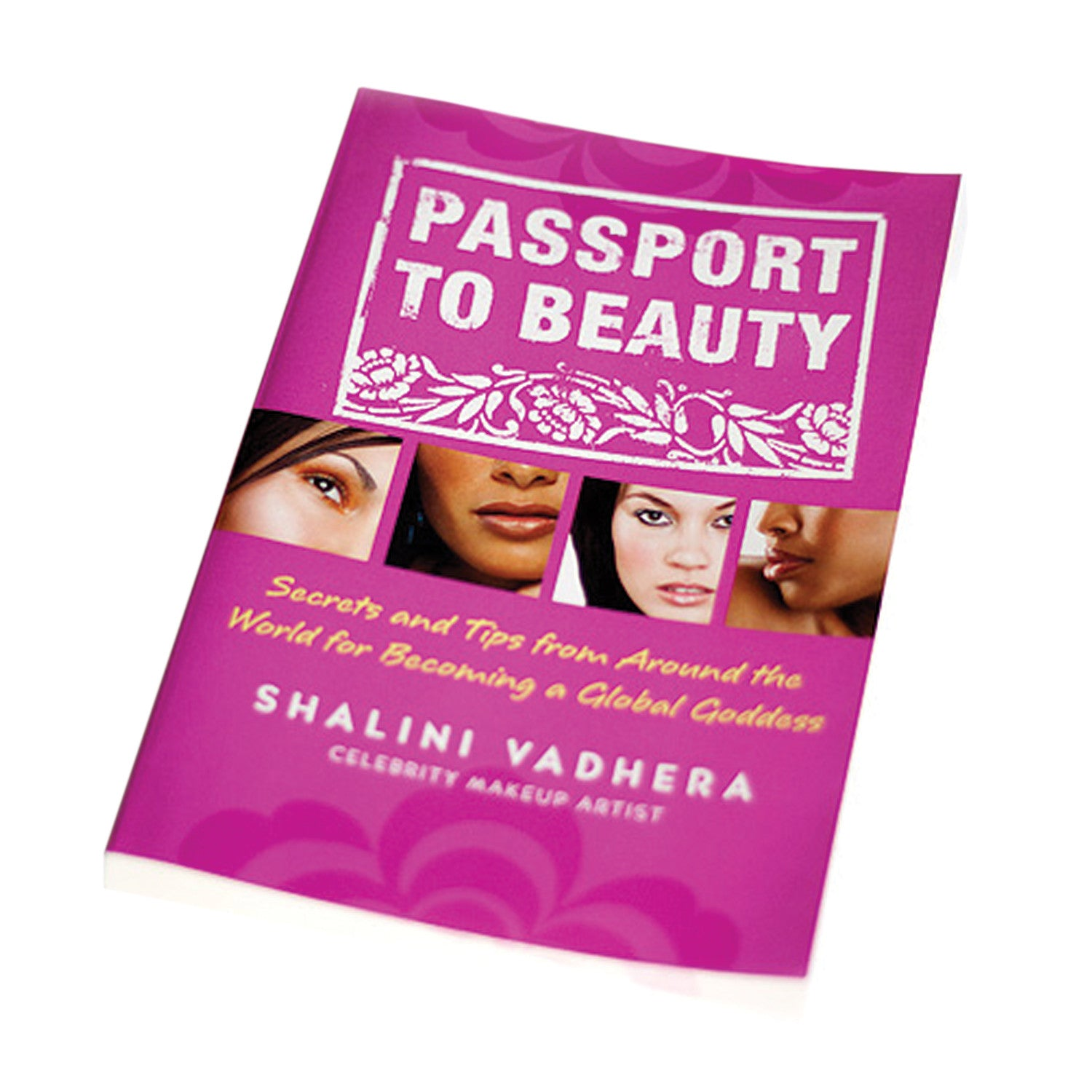 Passport To Beauty Book