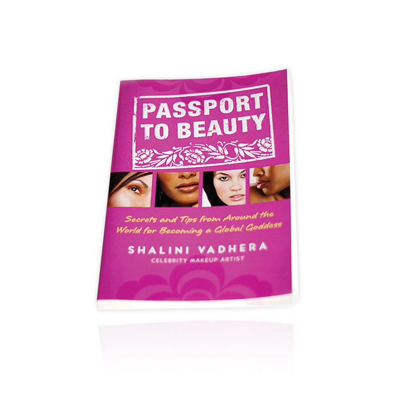 Passport To Beauty Book by Shalini Vadhera - Shop Passport To Beauty