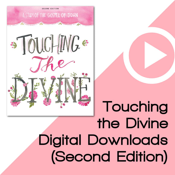 Touching the Divine Bible Study Videos