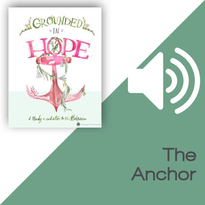 Grounded in Hope Audio Download Talk 3