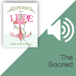Grounded in Hope Audio Download Talk 4